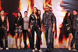 Выставка джинсовой одежды «Jam»