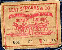 levi strauss джинсовые бренды