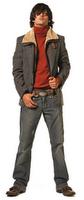 джинсы зимой
