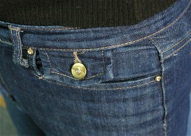 джинсы за 55 гривень, джинсы подделка
