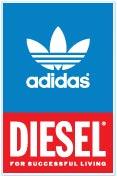джинсы adidas-diesel