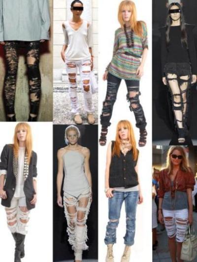 Рваные Джинсы Купить Женская мода, как и сами женщины, настолько непредсказуема, что успевает меняться по несколько...