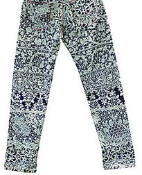 Кружевные джинсы 2010