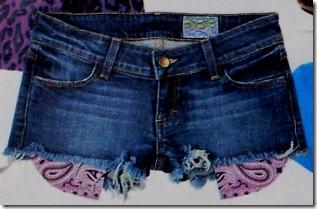 Джинсовые шорты Sewi Denim