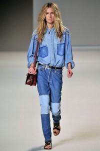 джинсы h&m 2010