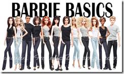Барби в джинсах