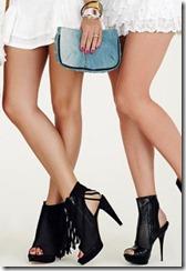 джинсовая сумка косметичка