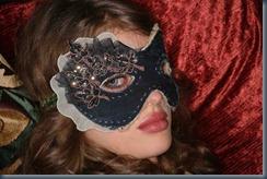 маска для костюма для хеллоуина