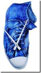 Antartidee джинсовые кеды часы
