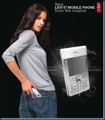 телефон levis