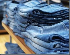 Прочные джинсы