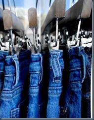 Сохранить джинсы новыми