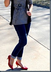 узкие джинсы и возраст