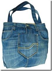 джинсовая сумка своиси руками из старых джинсов
