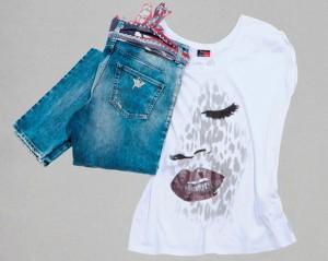 Rihanna Armani Jeans
