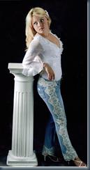 невеста в джинсах
