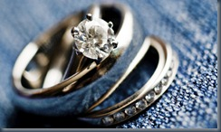 джинсовая свадьба