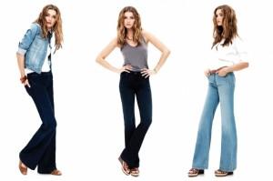 джинсы весна 2012