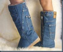 ugg джинсовые угги