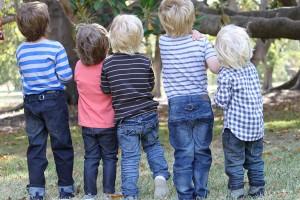 детские джинсы весна 2012