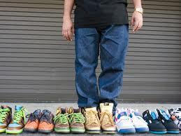 джинсы обувь 2012