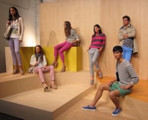 весенние джинсы 2012
