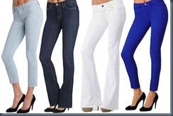 веснние джинсы