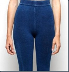 трикотажные джинсы