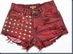 джинсовые летние шорты