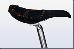 джинсовый велосипед Левис
