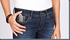 Социальные джинсы Replay