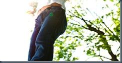 Экологичные джинсы
