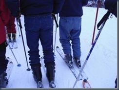 Зимнме джинсы