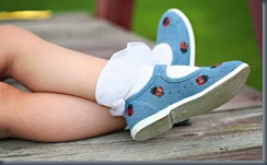Children-denim-shoes