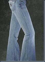 джинсы клеш 2013
