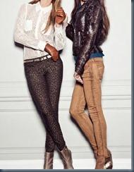 женские джинсы 2013