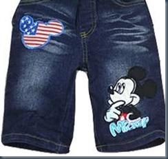 джинсы для маленьких детей