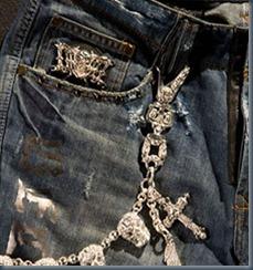 джинсы люкс
