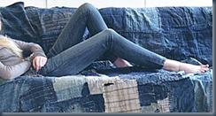 домашние джинсы