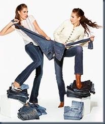обсуждаем джинсы