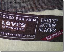 мужская коллекция levis