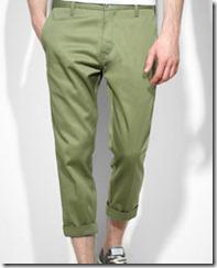 Мужская джинсовая коллекция Левис