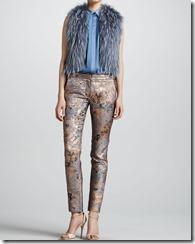 J. Mendel женсвенные джинсы