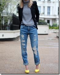 zara женственные джинсы