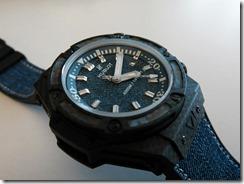 HUBLOT джинсовые часы