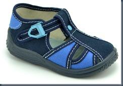 детская джинсовая обувь Zetpol