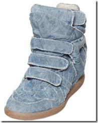 джинсовые кроссовки маранты