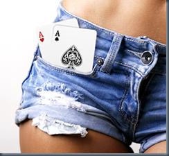 джинсы и покер
