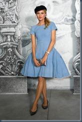 Джинсовое платье Chanel