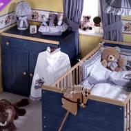джинсовая комната для дедвочки